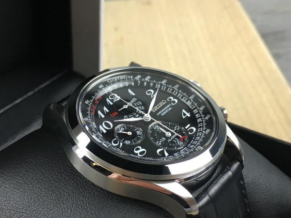 Ceas Seiko Dress Chronograph SPC133P1 3
