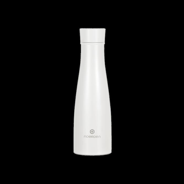 Sticlă pentru apă  reutilizabilă Noerden LIZ Smart Antibacteriană cu sterilizare UV 480ml [1]