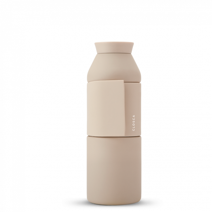 Sticla reutilizabila termoizolanta Closca Wave Sahara 0