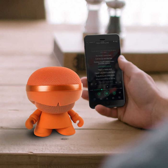 Boxa portabila Bluetooth Xoopar Xboy Glow 2