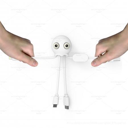Cablu de reîncărcare JELLY Mini XOOPAR [1]