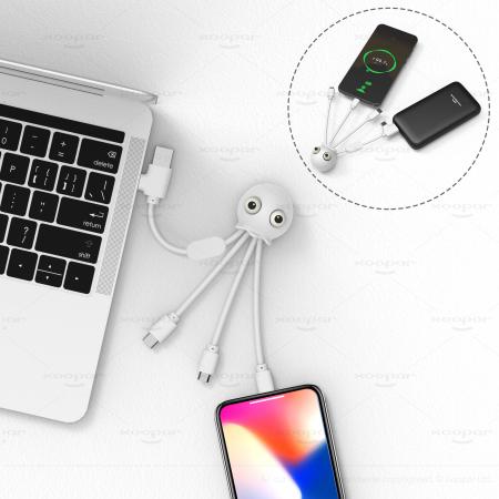 Cablu de reîncărcare JELLY Mini XOOPAR [3]