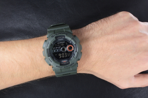 Ceas Casio G-Shock GD-100MS-3ER6