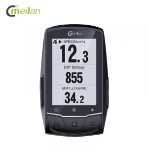 Ciclocomputer cu GPS Meilan M10