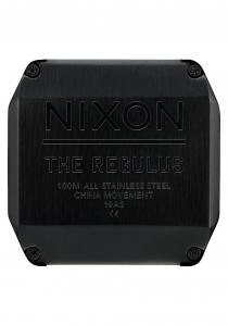 Ceas NIXON REGULUS SS ,  All Black3