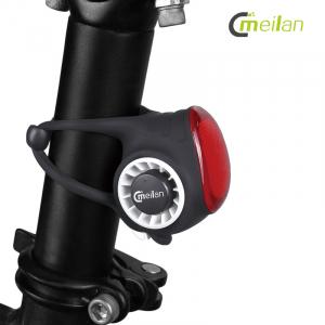 Sonerie si alarma wireless Meilan S3 - Negru