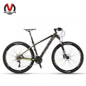 Bicicleta carbon MTB SAVA 27.5'' DECK 3001