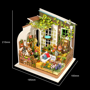 Casa cu flori a lui Miller