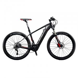 Bicicleta electrica SAVA (cadru carbon)0