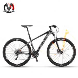 Bicicleta carbon MTB SAVA 27.5'' DECK 3000