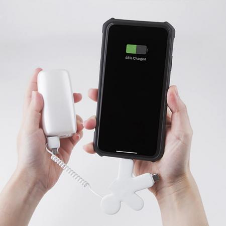 Cablu micro USB tip C - OCTOPUS Bio Xoopar [1]