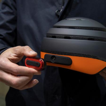 Casca de protectie pliabila pentru bicicleta Closca Loop Light Kit [4]