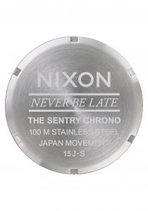 Ceas Barbati NIXON SENTRY CHRONO A386-0003