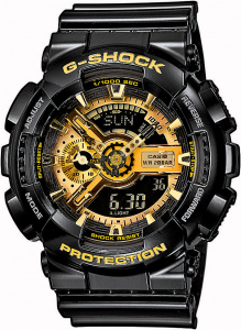 Ceas sport Casio G-Shock, G-Clasic GA110GB-1A0