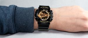 Ceas sport Casio G-Shock, G-Clasic GA110GB-1A3