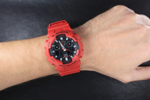 Ceas Casio G-Shock GA-100B-4AER7