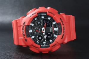 Ceas Casio G-Shock GA-100B-4AER2
