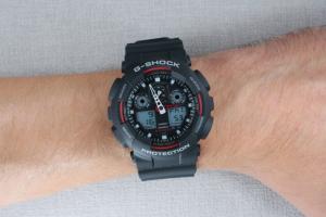 Ceas Casio G-Shock GA-100-1A4ER6