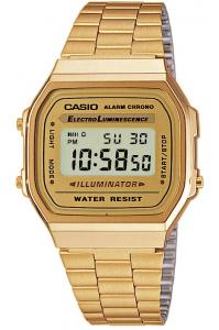 Ceas Casio Retro Vintage A168WG-9E0