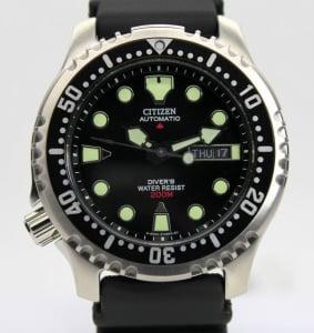 """Ceas Scufundari Barbatesc Citizen Promaster Automatic Diver""""s NY0040-09EE4"""