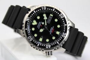 """Ceas Scufundari Barbatesc Citizen Promaster Automatic Diver""""s NY0040-09EE2"""