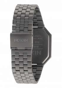 Ceas NIXON Re-Run , All Gunmetal2