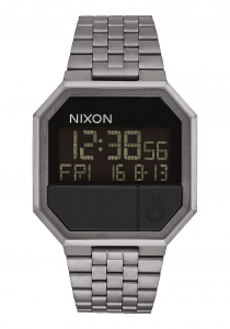 Ceas NIXON Re-Run , All Gunmetal0