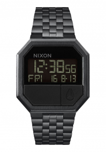 Ceas NIXON Re-Run , All Black0