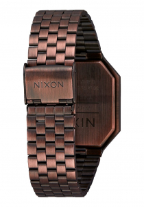 Ceas NIXON Re-Run , Antique Copper2