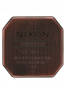 Ceas NIXON Re-Run , Antique Copper3