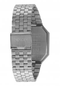 Ceas NIXON Re-Run Argintiu2