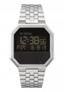 Ceas NIXON Re-Run Argintiu0