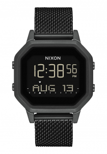 Ceas NIXON SIREN MILANESE , 36 MM , All Black0