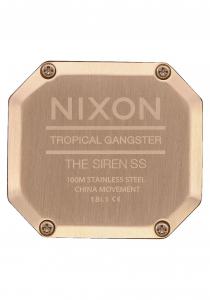 Ceas NIXON SIREN MILANESE , 36 MM , All Gold3