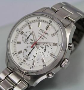 Ceas Seiko Chronograph SKS583P14