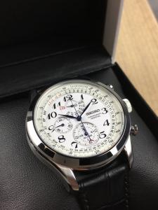 Ceas Seiko Chronograph Perpetual Calendar SPC131P18