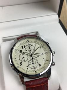 Ceas Seiko Chronograph SNDC31P13