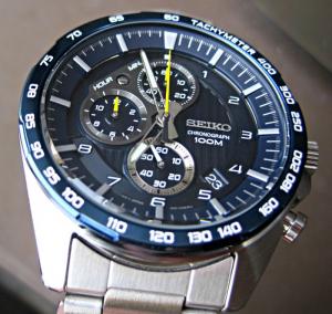 Ceas Seiko Sports Chronograph SSB321P11
