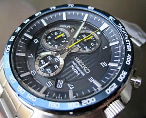 Ceas Seiko Sports Chronograph SSB321P114