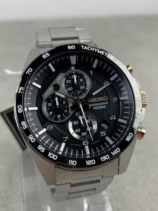 Ceas Seiko Sports Chronograph SSB323P12