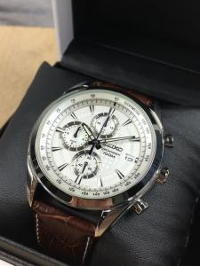 Ceas Seiko Cronograph SSB181P13