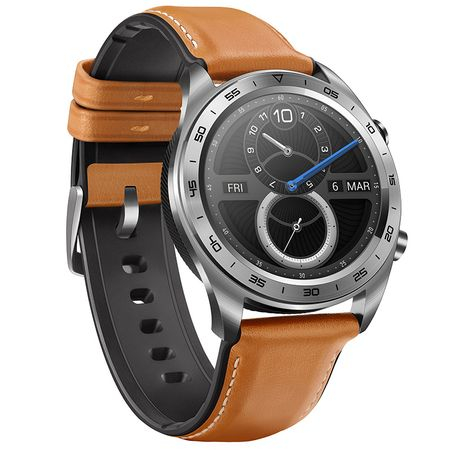 Ceas smartwatch Honor Watch Magic, Argintiu2