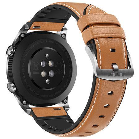 Ceas smartwatch Honor Watch Magic, Argintiu3