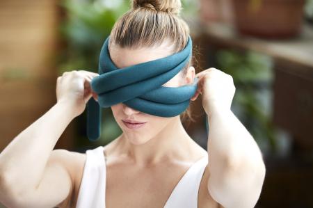 Perna de relaxare pentru ochi Loop Eye Pillow [1]