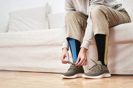 Ciorapi compresivi din bambus Ostrichpillow [1]