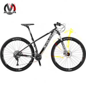 "Bicicleta Carbon  SAVA MTB Deck 300   29""1"