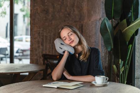 Mini pernă de mână - Handy Pillow Ostrichpillow [1]