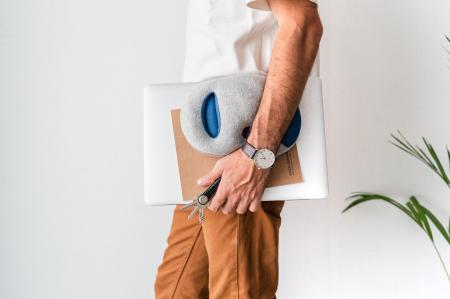 Mini pernă de mână - Handy Pillow Ostrichpillow [3]