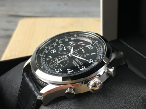 Ceas Seiko Dress Chronograph SPC133P12