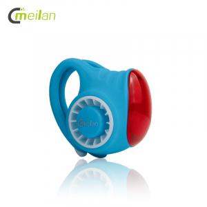 Sonerie si alarma wireless Meilan S3 - Albastru0